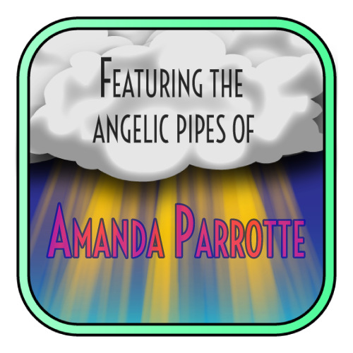 Thanks to Amanda Parrotte and her Soprano Angel Singing Voice