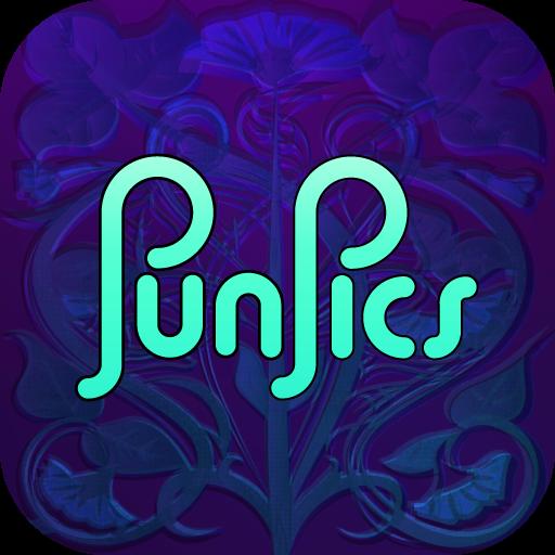 PunPics logo